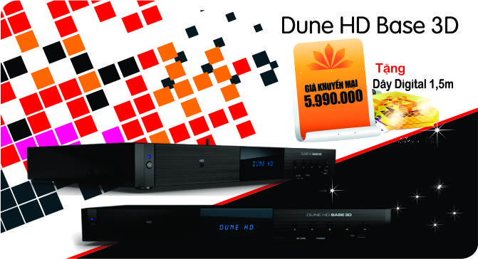 Banner Dune HD3D