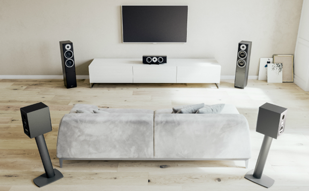 Dynaudio Center Emit M15 C (Satin White Lacquer)