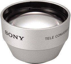 Sony VCL-2025S Tele Conversion Lens x 2.0 for 25mm
