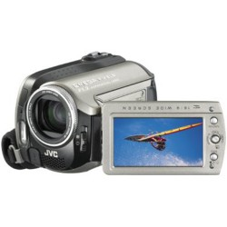 JVC Camcorder GZ-MG255U (HDD 30GB)