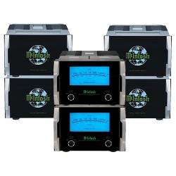 McIntosh Power Amplifier MC2KW