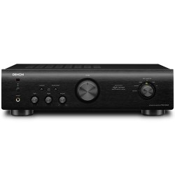 Denon Integrated Amplifier PMA-520AE (Black)