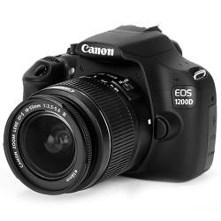 Canon EOS 1200D kit (Ống kính EF-S 18-55 IS II)