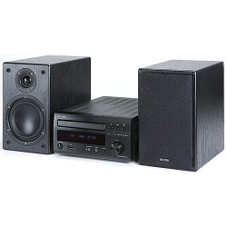 Denon CD Receiver D-M37