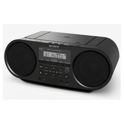 Sony CD Radio Cassette ZS-RS60BT