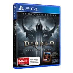 Diablo 3: Reaper Of Souls-Ultimate Evil Edition (PS4)