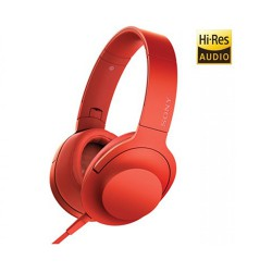 Tai nghe Sony MDR-100AAP/R (Red)
