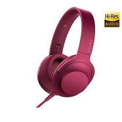 Tai nghe Sony MDR-100AAP/P (Pink)