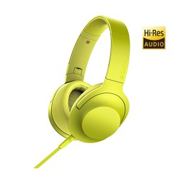 Tai nghe Sony MDR-100AAP/Y (Yellow)