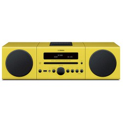 Dàn Yamaha CD Receiver MCR-042/Y (Yellow)