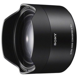 Ống kính Sony 21mm Ultra-Wide Conversion Lens for FE 28mm f/2 Lens (SEL075UWC)