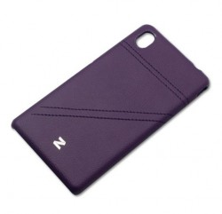 Sony Xperia M4 Aqua - Geo Bar (Purple)