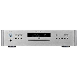 Rotel CD Player RCD-1520/S (Silver)