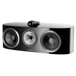 Loa B&W Center HTM1 D3 Diamond (Gloss Black)