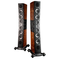 Raidho Acoustics D 5.1 (Walnut Burl)