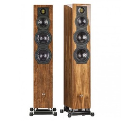 Loa ELAC FS 409  (Walnut Veneer High Gloss)