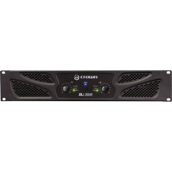 Crown Power Amplifier XLi 3500