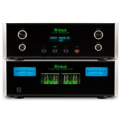 McIntosh Tube Pre-amplifier C1100 (C1100C+C1100T)