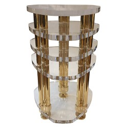 Transrotor Tourbillon Rack (Gold)