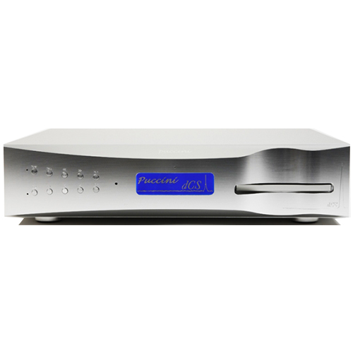 Đầu DCS Puccini CD/SACD Player