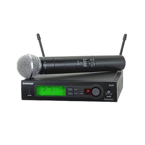 Shure Micro Wireless SLX4