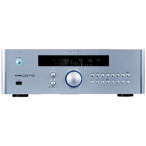 Rotel Pre-Amplifier RSP-1572/S (Silver)