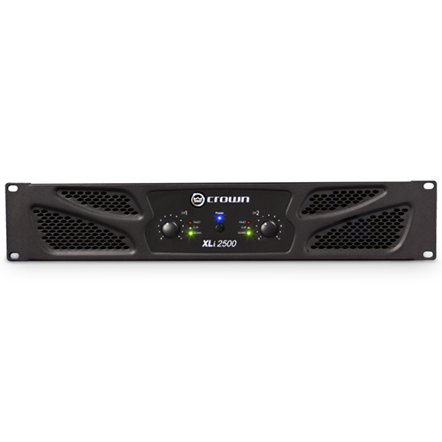 Crown Power Amplifier XLi 2500