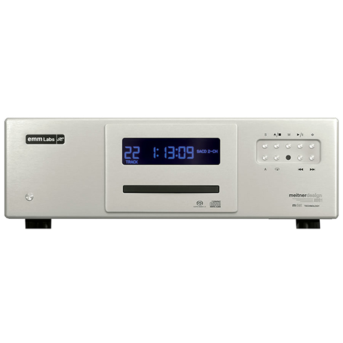 Đầu EMM Labs CD/SACD Player XDS1 V2