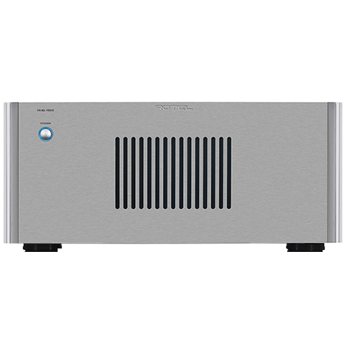 Rotel Power Amplifier RMB-1555/S (Silver)