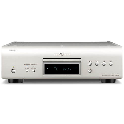 Đầu Denon CD/SACD Player DCD-2500NE