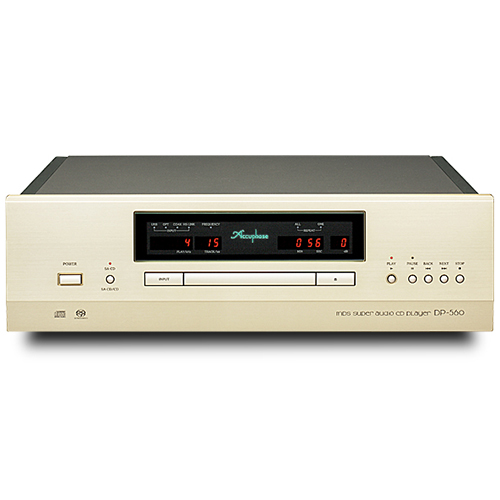 Accuphase CD Player DP-560