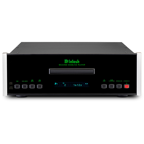 Đầu McIntosh CD/SACD Player MCD350