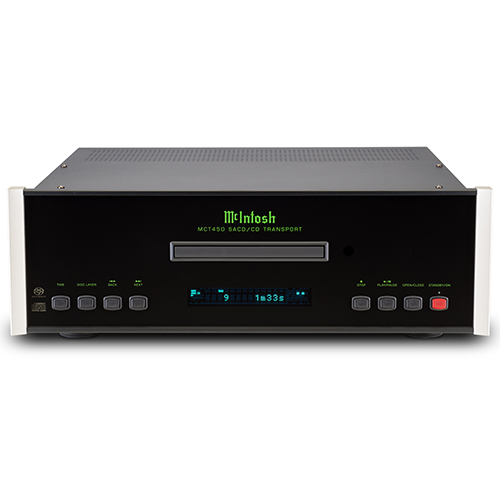 McIntosh SACD/CD Transport MCT450