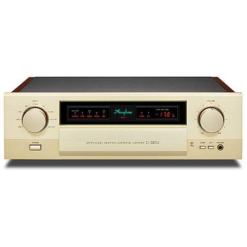 Accuphase Pre-amplifier C-2450