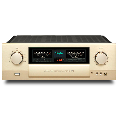 Accuphase Integrated Amplifiers E-370