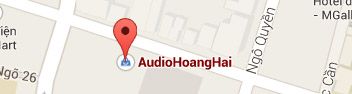 audiohoanghai map