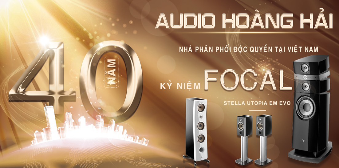 Focal 40 year