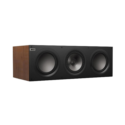 Loa KEF Center Q600c (Walnut)