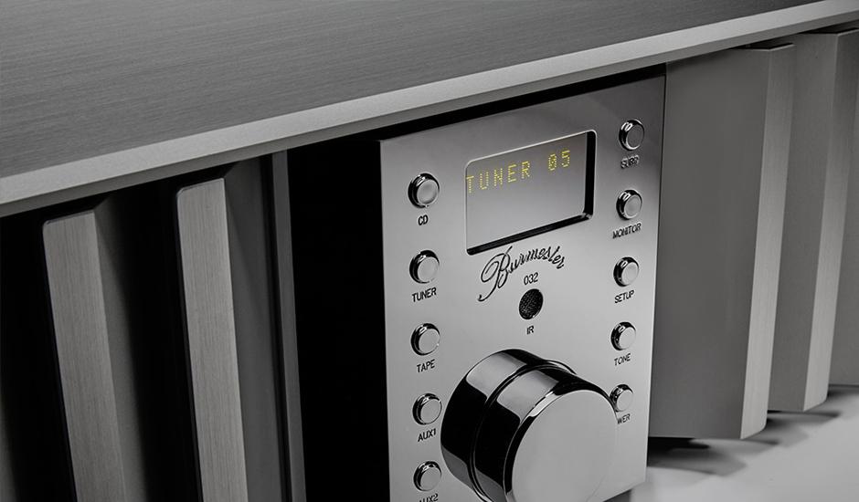 Amply Burmester Integrated Amplifier 032 chính hãng, giá tốt