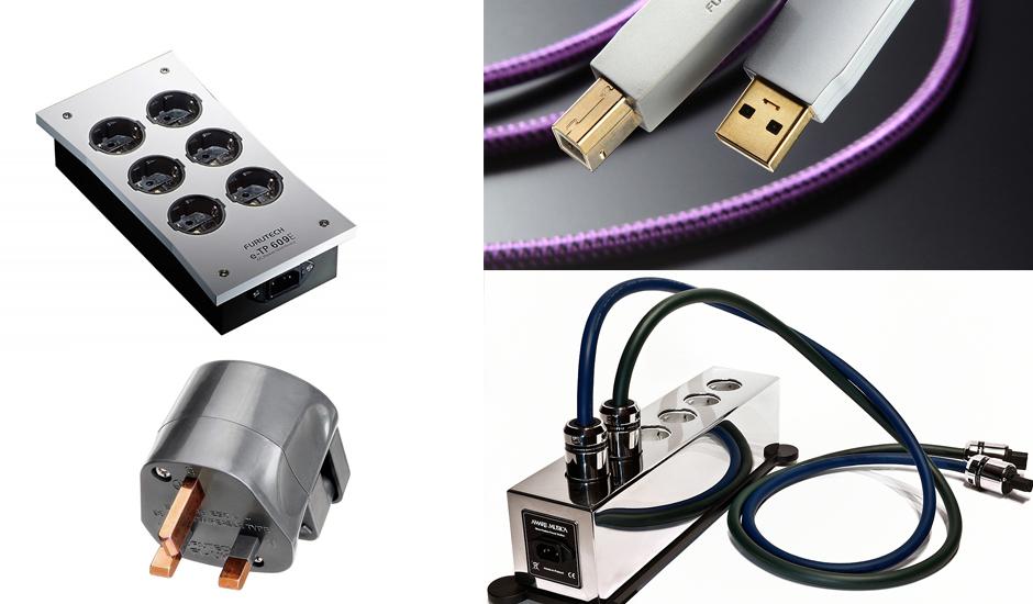 Furutech Power Cables G-320Ag-18 (1 8m)