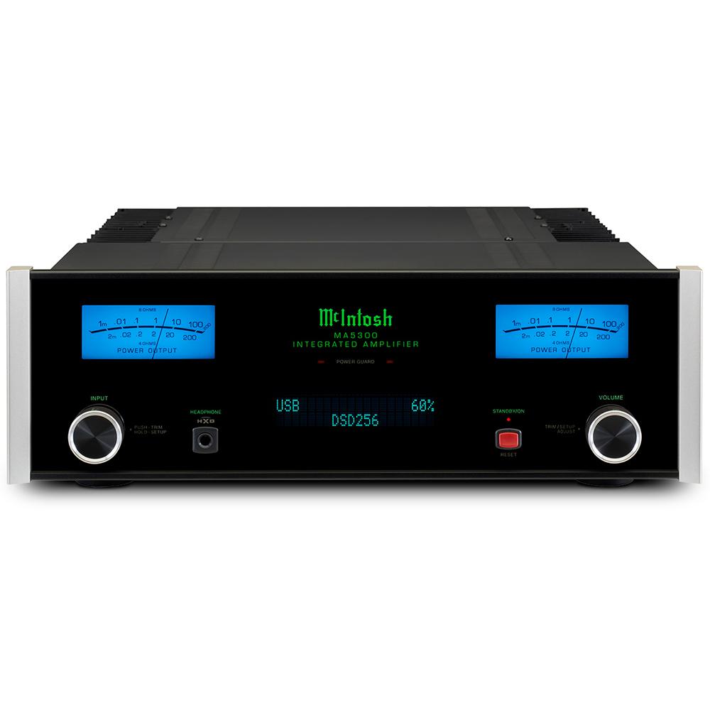 Mua Amply McIntosh Integrated Amplifier MA5300 chính hãng, giá tốt