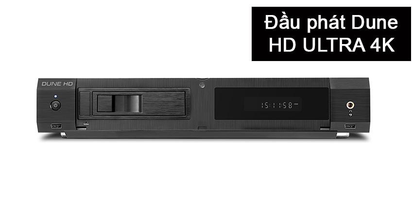 Đầu phát Dune HD ULTRA 4K | Audio Hoàng Hải
